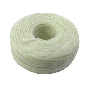Waxed nylon thread for hand stitching (25 yards) + COLOR