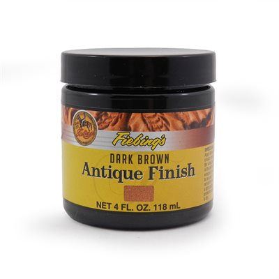 Fiebing's antique finish 4 oz (and select your color)