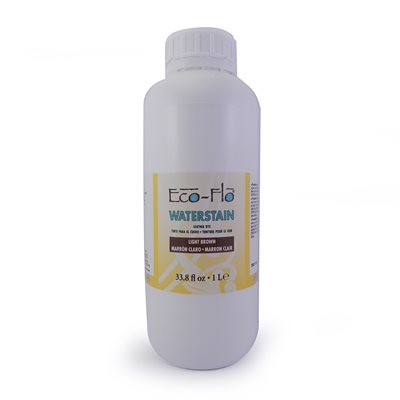 Eco-Flo Waterstain by Tandy (1 L) (and select your colour)
