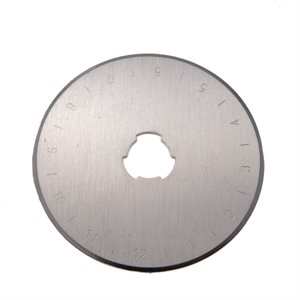 Lame de rechange du couteau rotatif pour MJ-60025