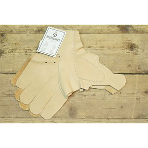 Replacement hockey palms in leather, by pair