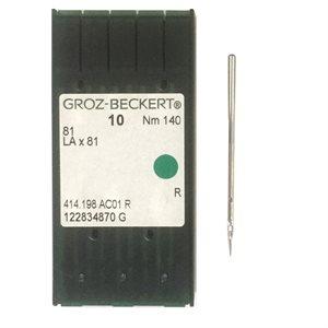 Aiguilles pour Claes #81 Groz-Beckert