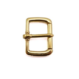 """1-1 / 2"""" roller buckle brass (ea.)"""