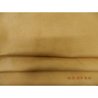 Peau cuir à gant crème CA3