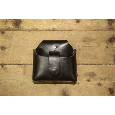 Porte-rouleau à broches en cuir pour professionnels