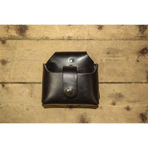 Porte-rouleau à broches en cuir pour professionnels LIQUIDATION