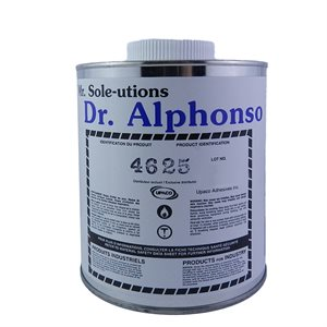 Colle contact uréthane 4625 Dr.Alphonso (pinte - 1 L)