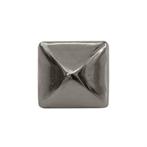 "3 / 8"" pyramid spots. Nickel-steel (100)"