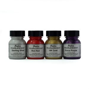 Angelus Pearlescent Paint 1 oz (29ml) (and select your colour)